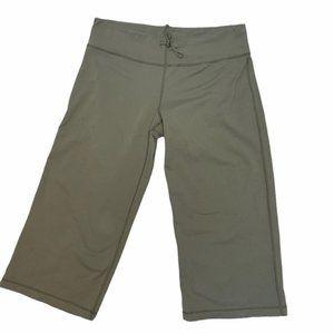 LULULEMON Olive Green Culotte Pants *No Size*
